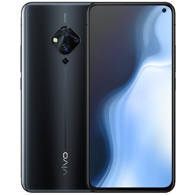 Представлен смартфон Vivo S5 с блоком из четырёх камер в форме ромба5