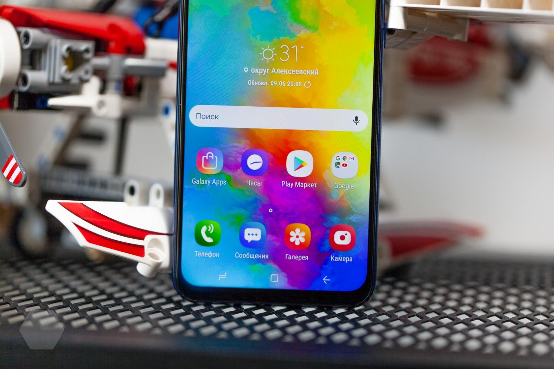 Обзор Samsung Galaxy M20: сам себе конкурент5
