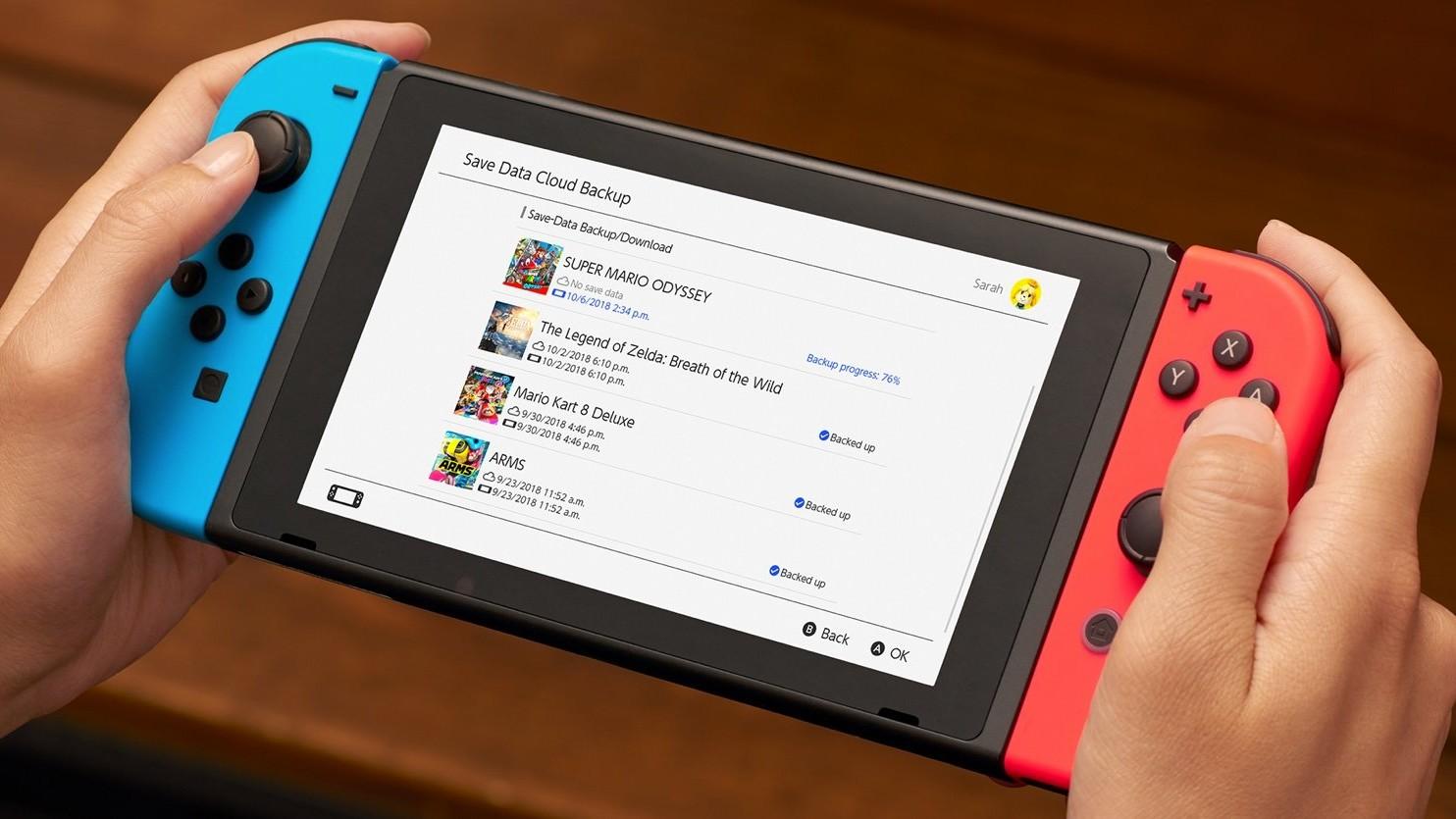 WSJ: Nintendo выпустит две новые консоли Switch в этом году