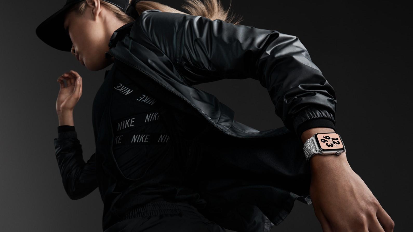 Apple Watch Nike+ Series 4 поступили в продажу