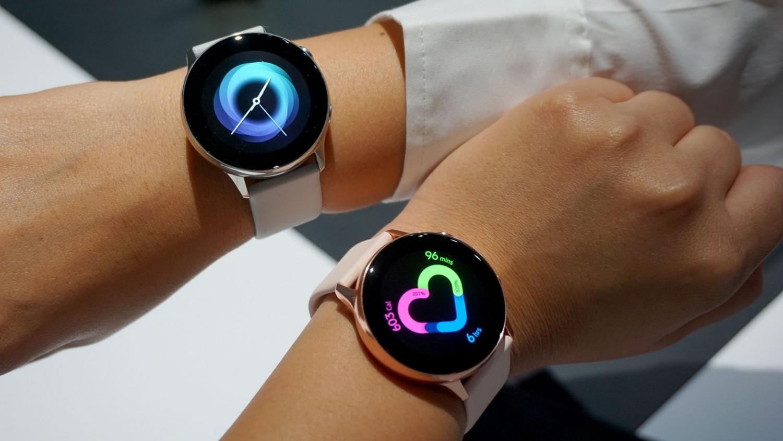 Samsung Galaxy Watch, Gear S3 и Gear Sport получили One UI