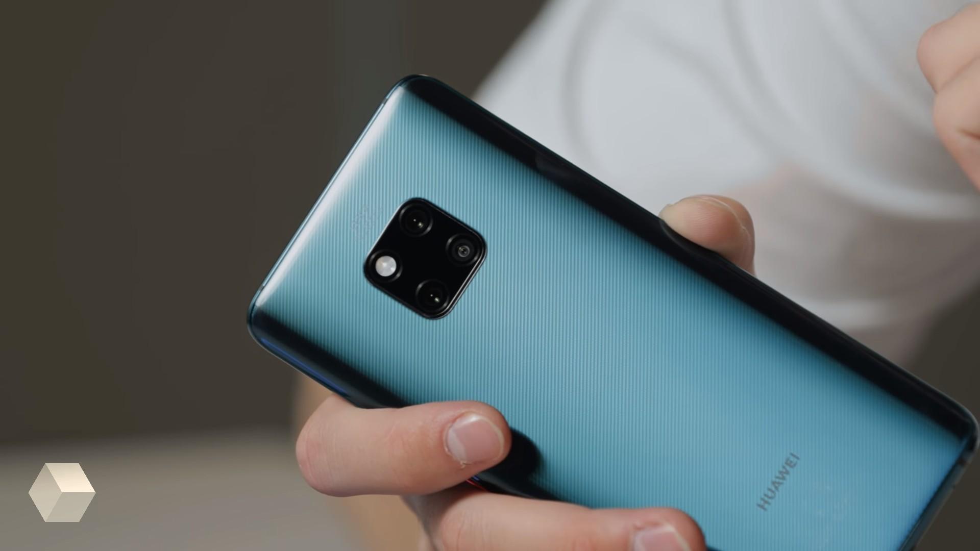 DxOMark признала Huawei Mate 20 Pro лучшим камерофоном