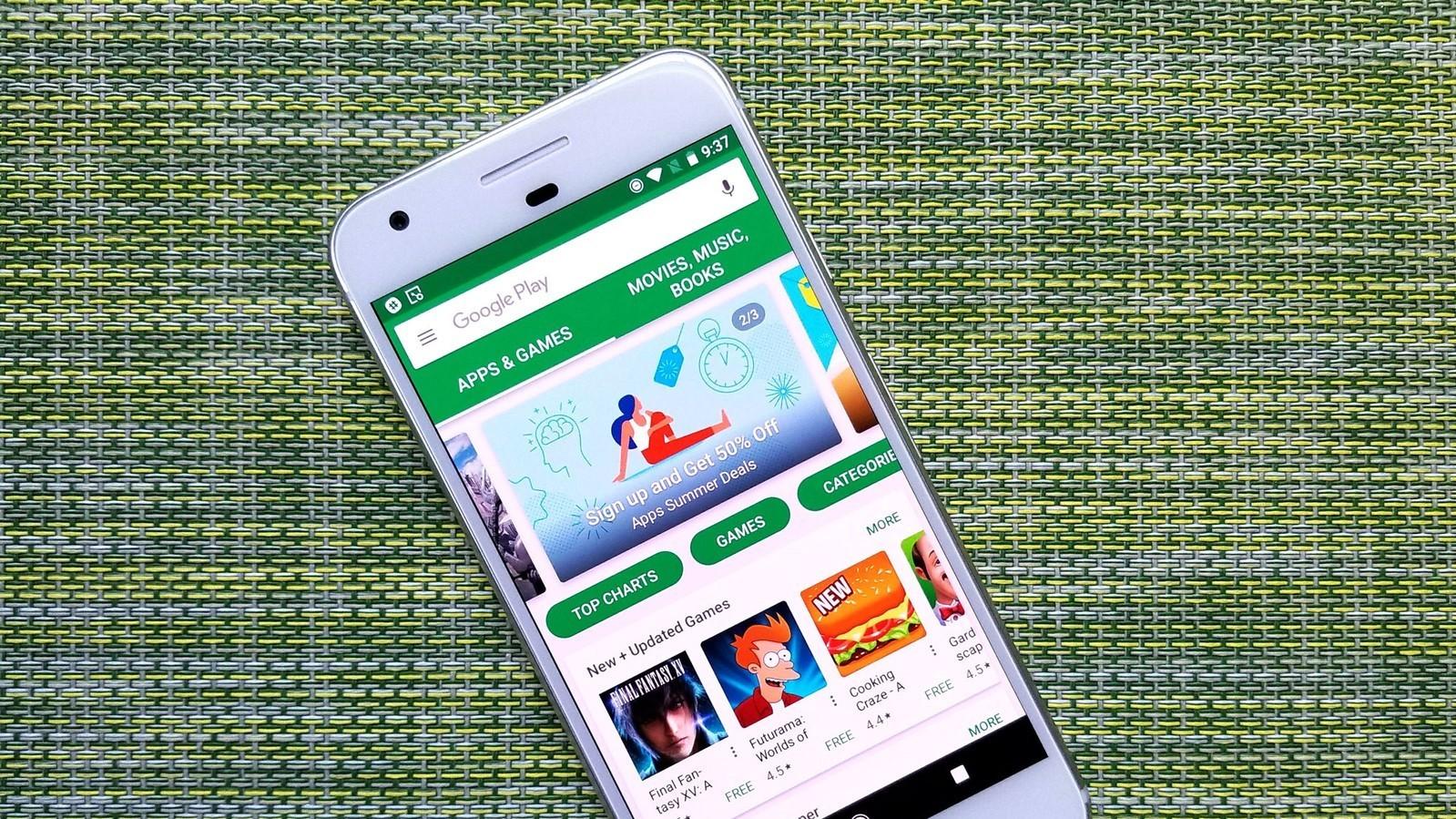 Google Play богат добывающими криптовалюту приложениями