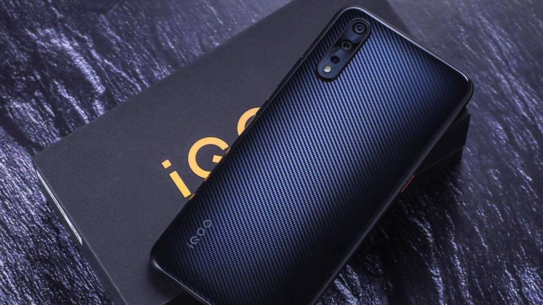 Официальные рендеры игрового смартфона iQOO Pro с поддержкой 5G