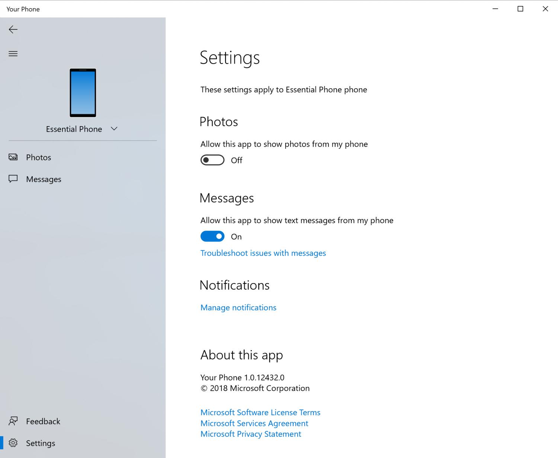 Windows 10 научилась синхронизировать сообщения с Android-смартфонами2