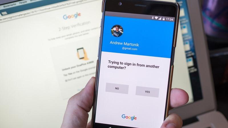 Android-смартфоны могут использоваться как ключи для двухфакторной аутентификации