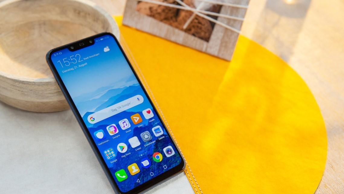 Huawei Mate 20 Lite оснащён четырьмя камерами с AI