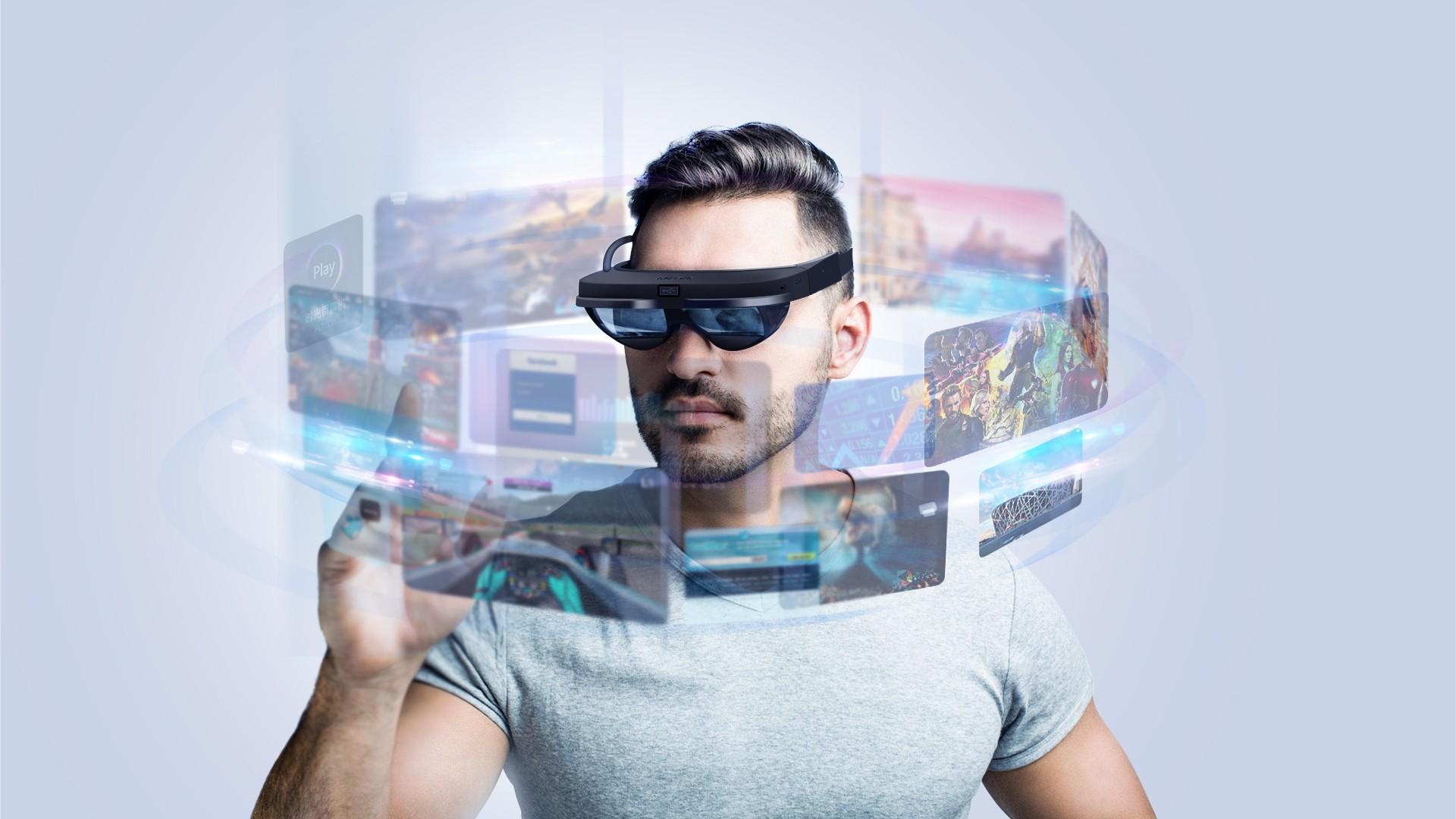 MIX станут самыми лёгкими очками виртуальной реальности
