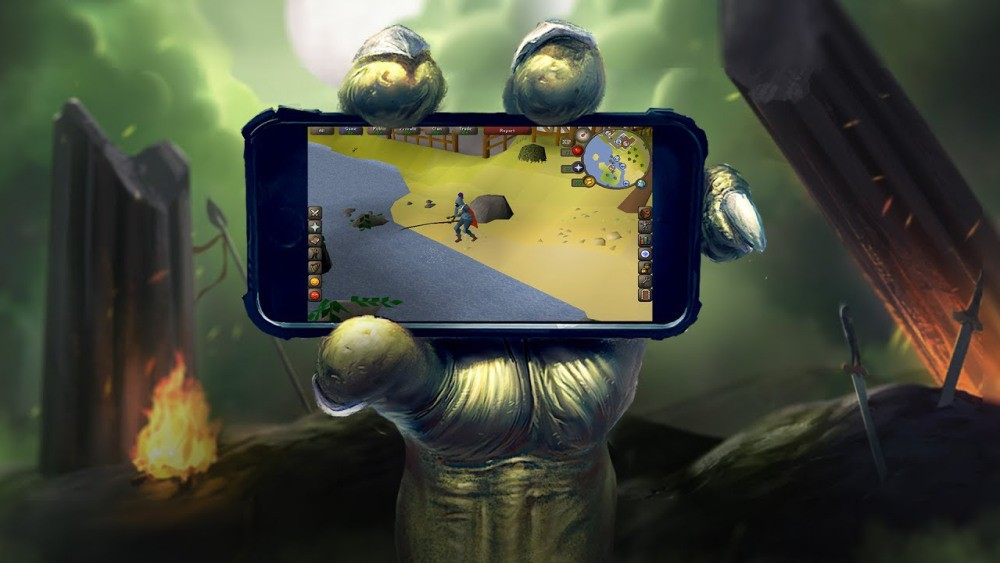 Old School RuneScape доступна для Android
