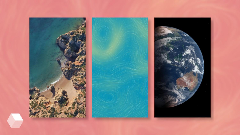 Top 8 Best Android Marshmallow 6.0 Stock Wallpapers | Softstribe |  Галактическая живопись, Обои для телефона, Обои фоны | 844x1500