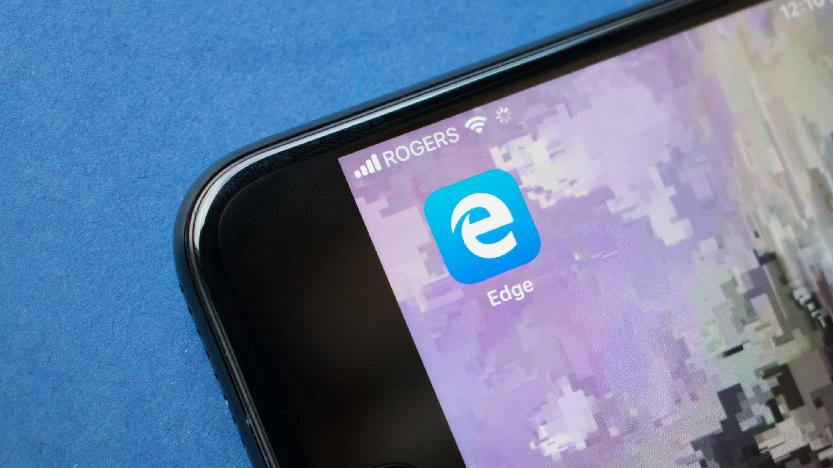 Microsoft внедрила визуальный поиск в Edge для iPhone и iPad