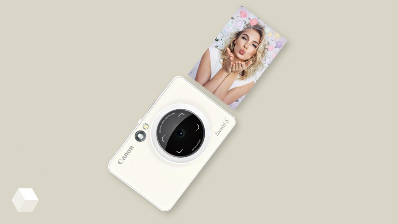 Canon представила камеры с моментальной печатью и карманный принтер