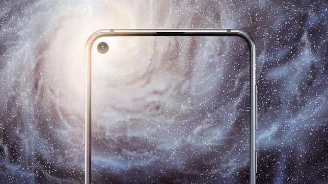 Samsung Galaxy A8s оснастят тройной камерой и 8 ГБ ОЗУ