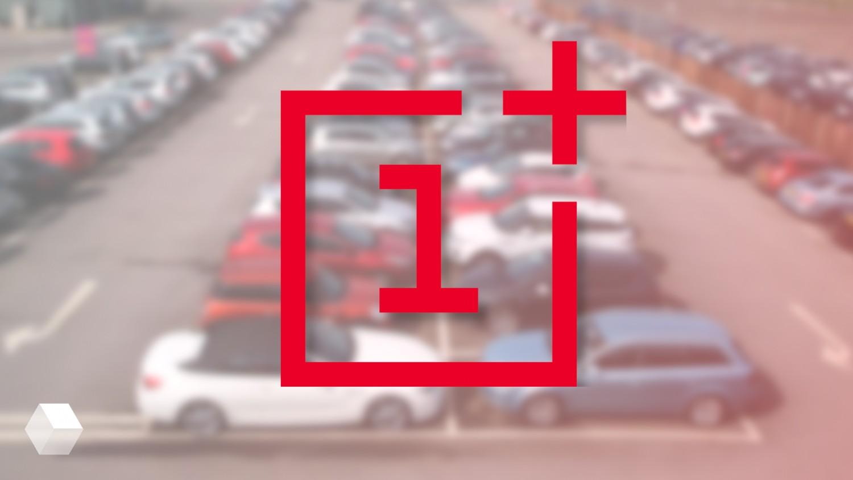 Смартфон OnePlus подскажет, где припаркован автомобиль владельца