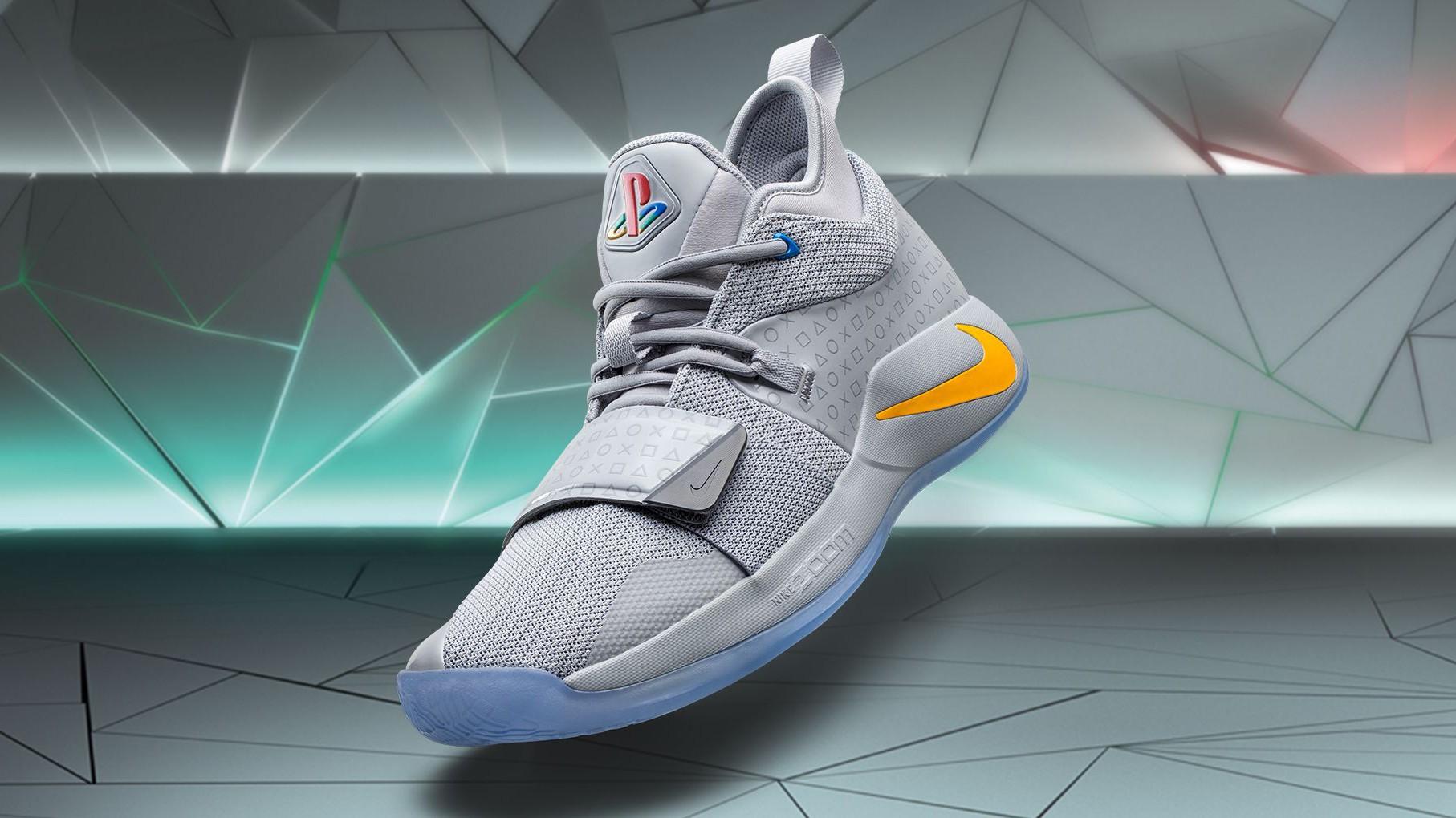 Nike выпустила кроссовки в честь оригинальной PlayStation