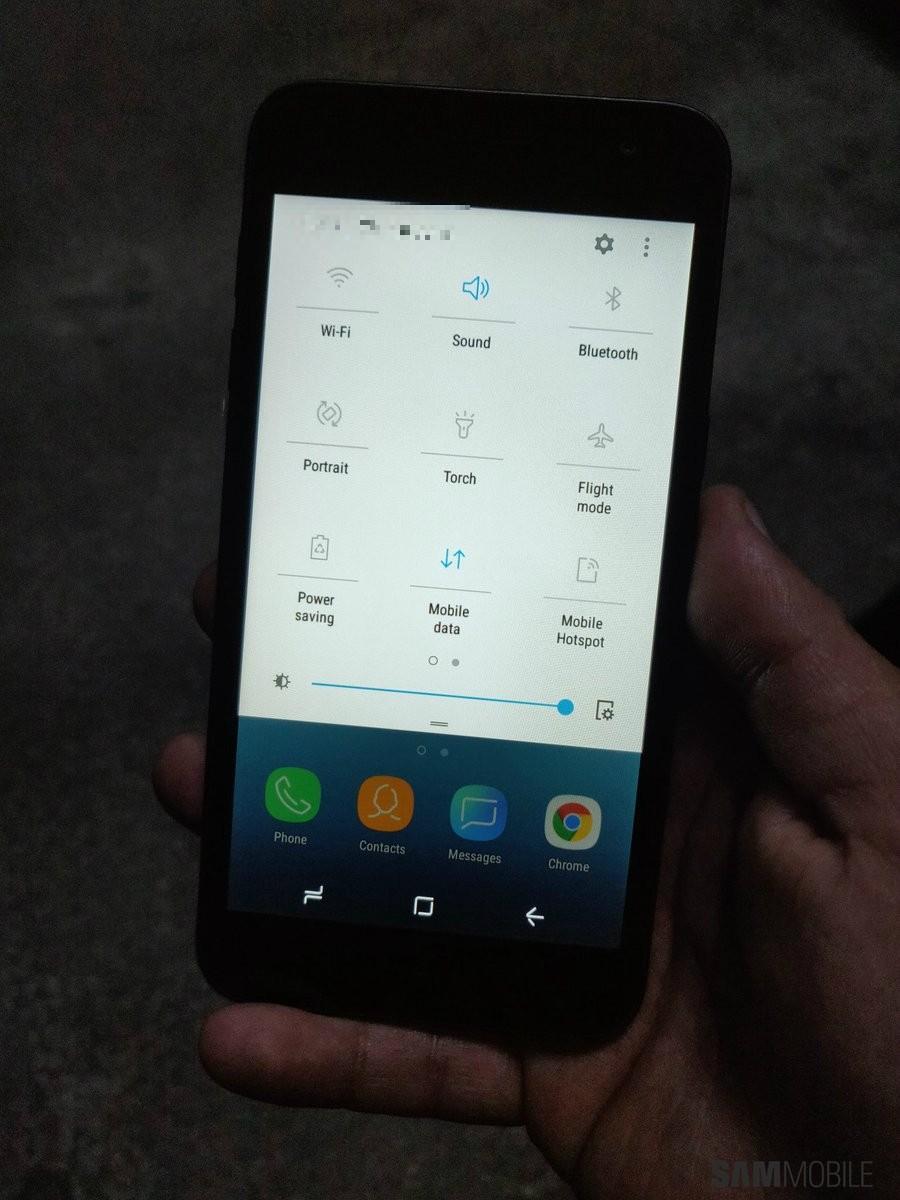 Смартфон Samsung на Android Go не получит «чистый» Android3