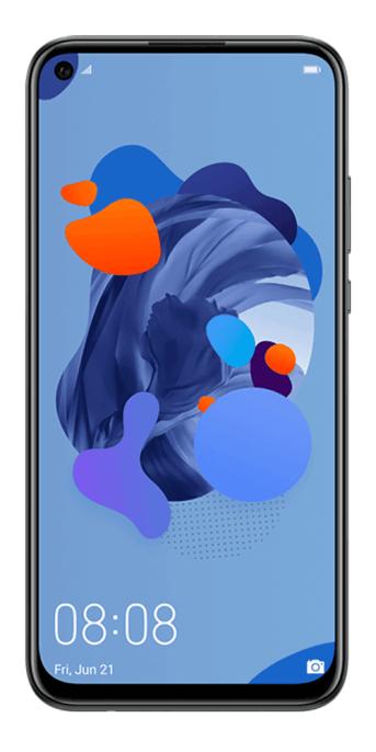 Официальные рендеры Huawei P20 Lite 2019 с отверстием в дисплее3