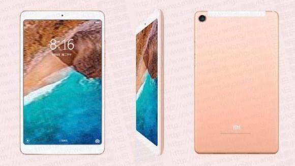 Раскрыты внешний вид и цены Xiaomi Mi Pad 4