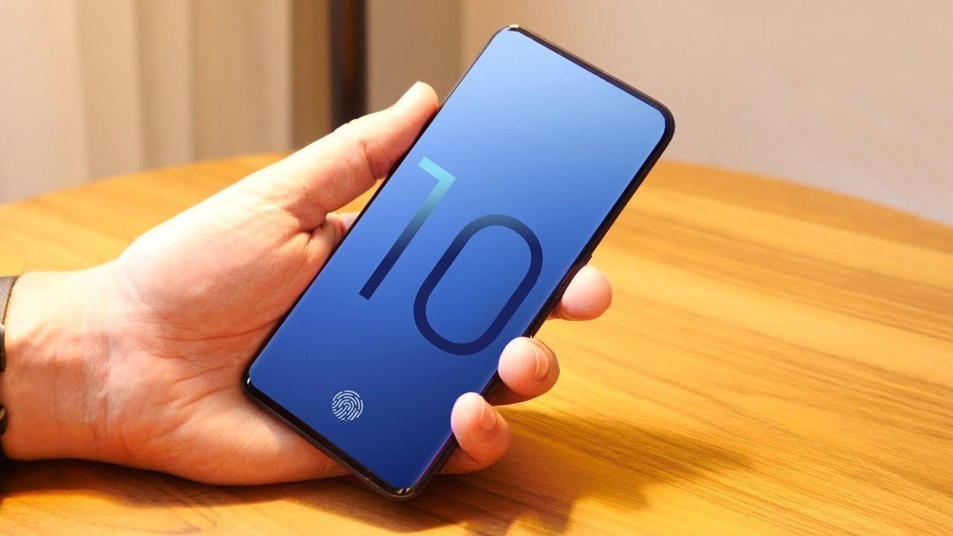 Характеристики и результаты Samsung Galaxy S10+ в AnTuTu
