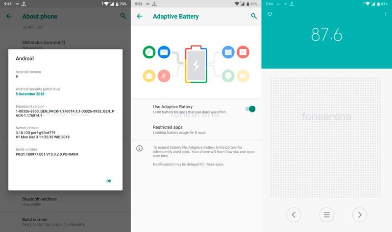 Xiaomi Mi A1 получил бета-версию Android Pie2