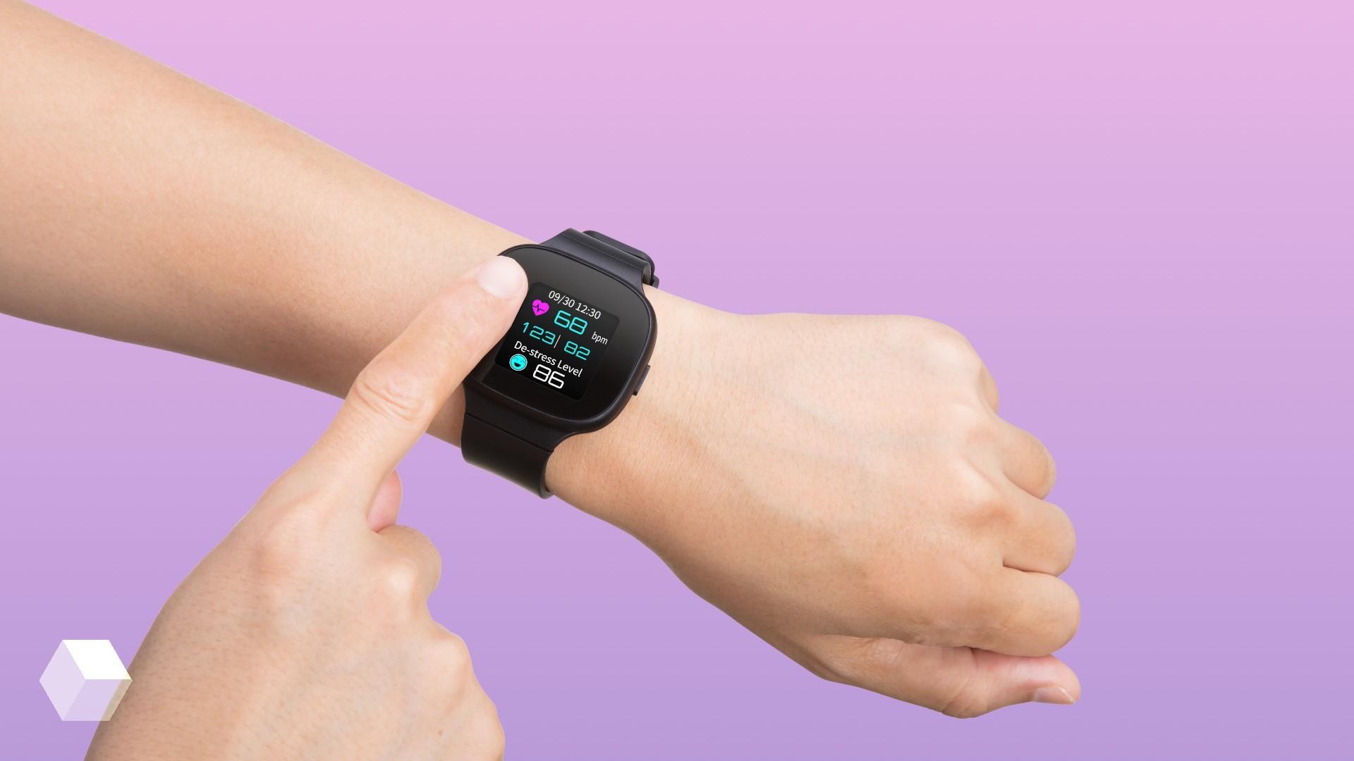 ASUS VivoWatch BP измерят давление и пульс за 20 секунд