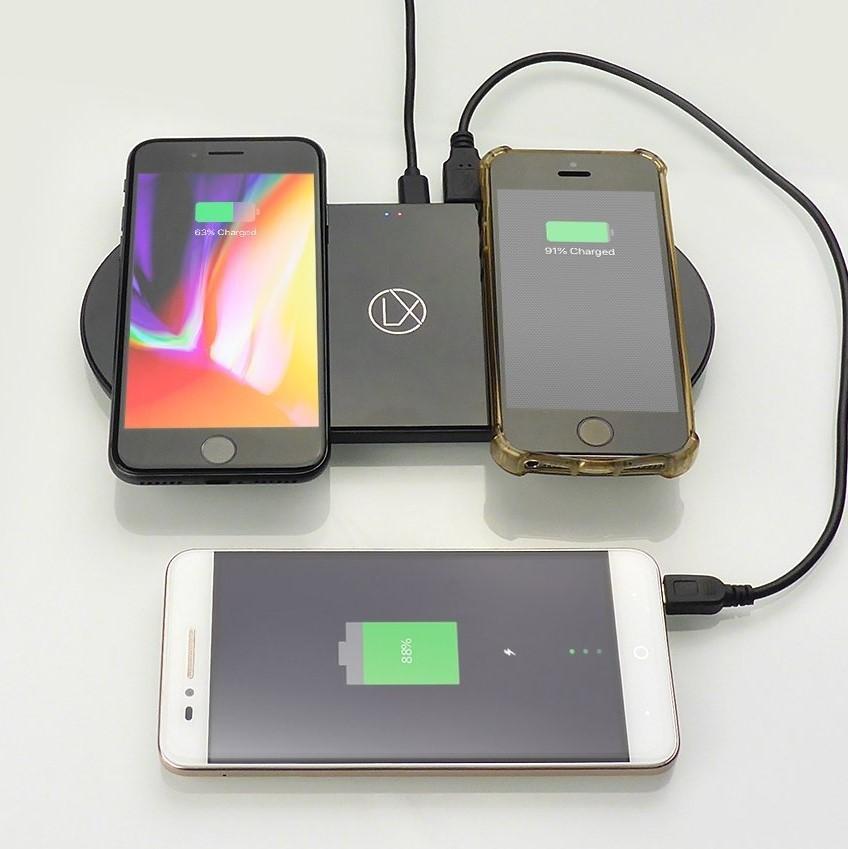 Первое беспроводное зарядное устройство с разъёмом Lightning1