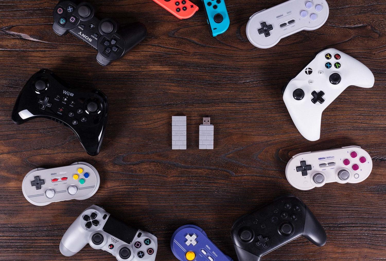 PlayStation Classic получила поддержку беспроводных контроллеров2