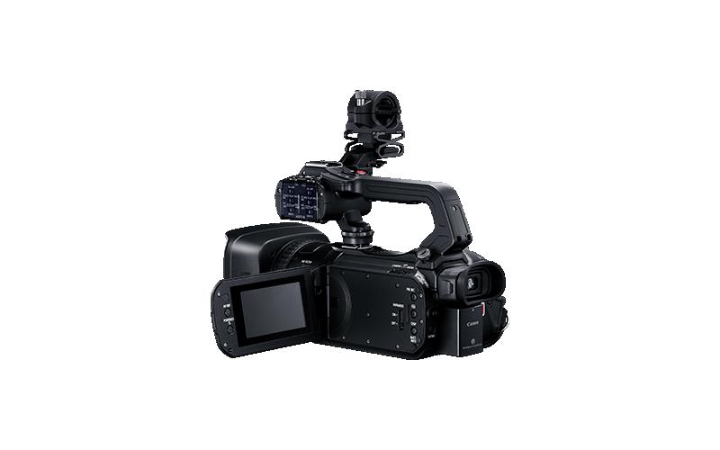 Canon представила три профессиональных видеокамеры серии XA4