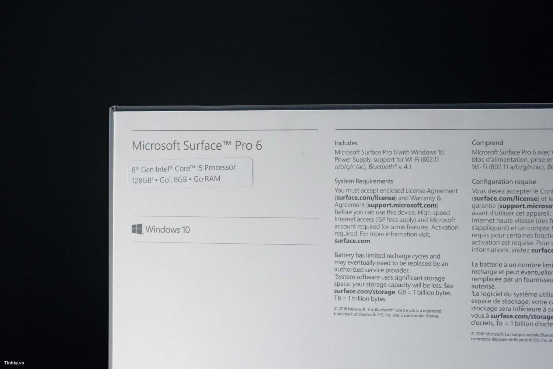 Фотографии Surface Pro 6: ничего не изменилось6