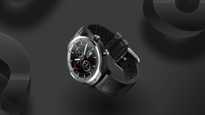 Mobvoi анонсировала умные часы Ticwatch Pro с двумя дисплеями