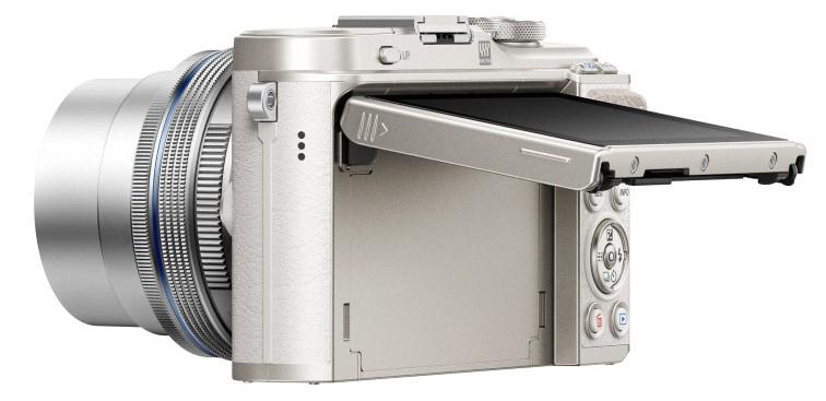Olympus представила беззеркальную камеру Pen E-PL91