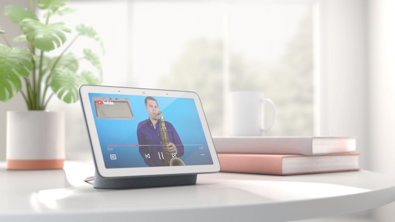 Google Home Hub визуализирует запросы к Ассистенту4