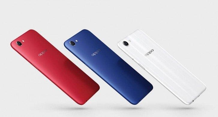 Oppo представила две бюджетные новинки — A5s и A1k3