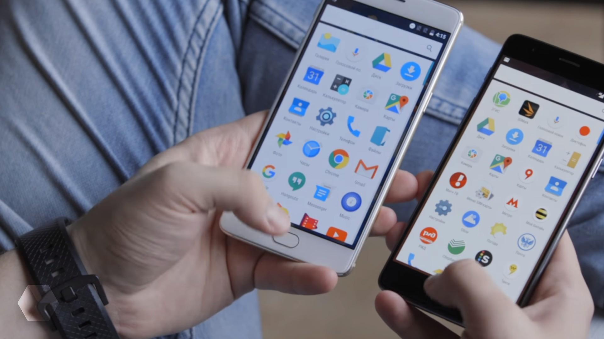 Android Pie для OnePlus 5/5T и 3/3T откладывается