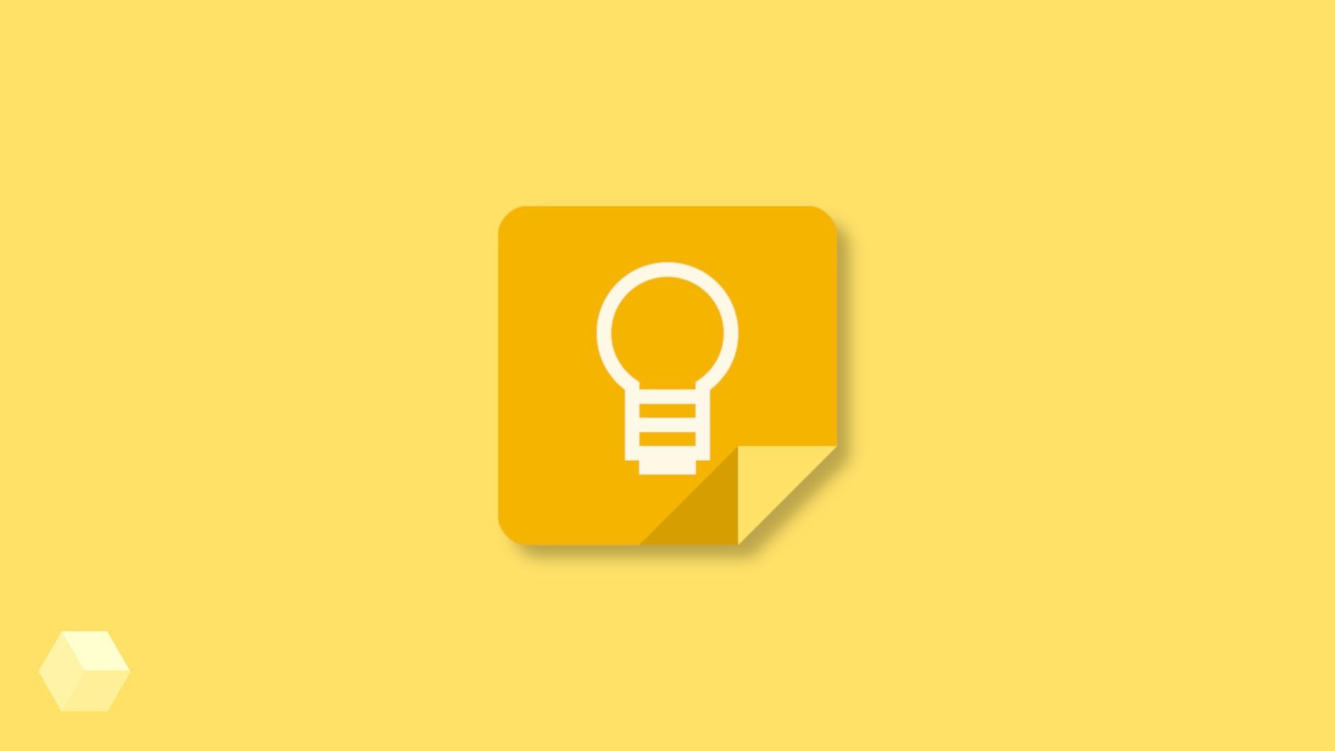 Google обновила дизайн менеджера заметок Keep