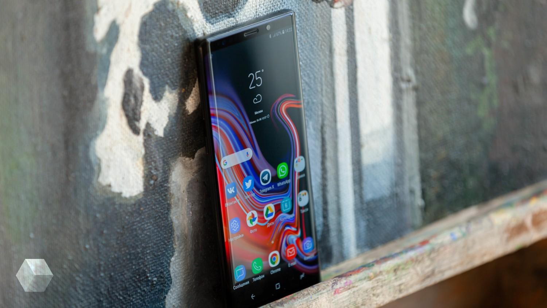 «Билайн» продаёт Samsung Galaxy Note 9 на 47 тысяч дешевле