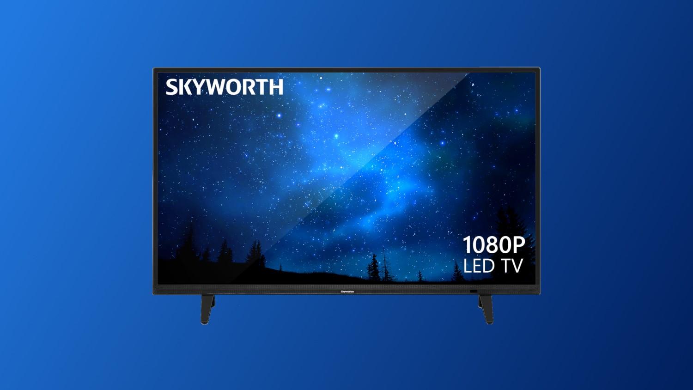 SkyWorth представила умные телевизоры в России