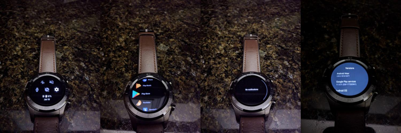 Google обновила Android Wear до версии 2.81