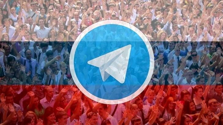 Аудитория Telegram в России выросла на 27 процентов за год