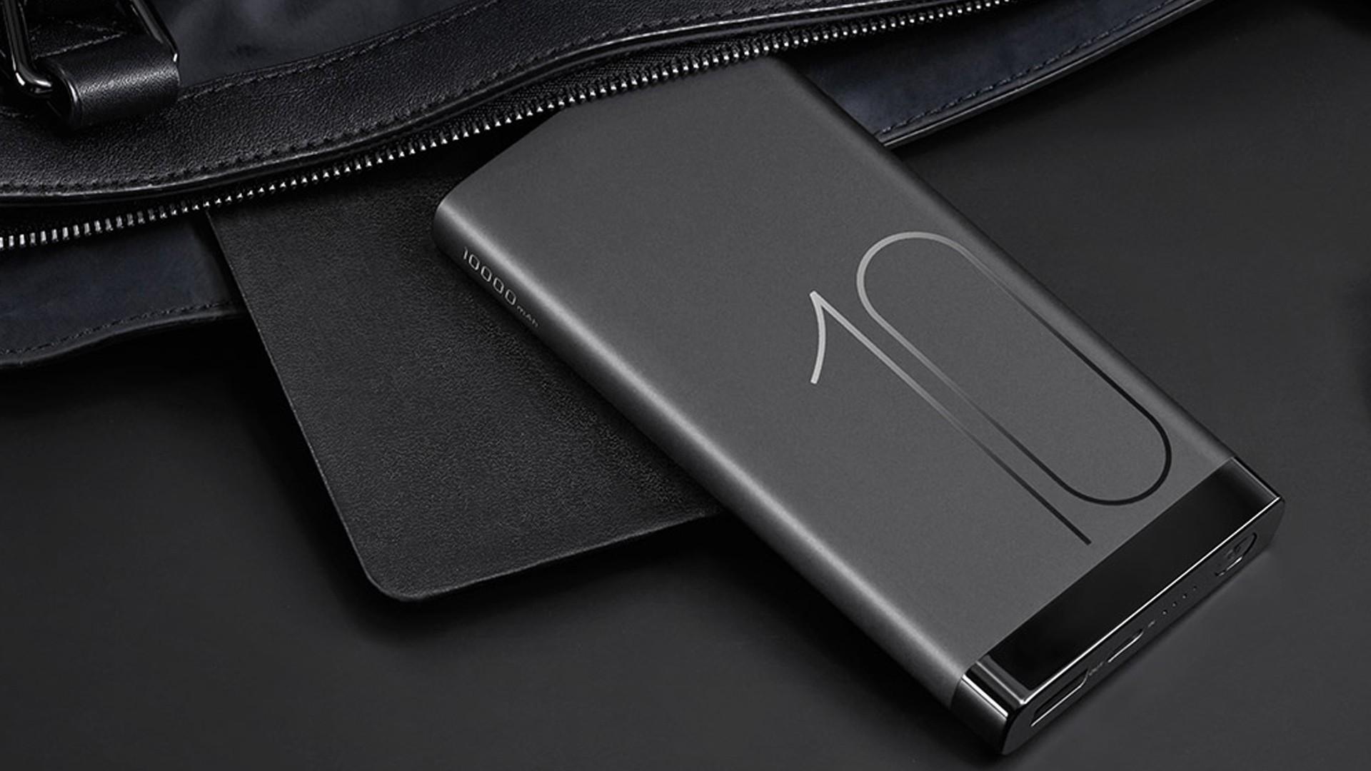 Huawei выпустит внешний аккумулятор с поддержкой Super Charge 40 Вт