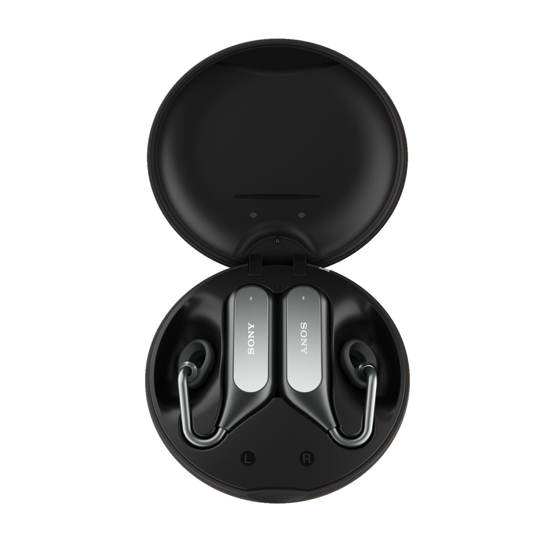 Sony открыла предзаказ на наушники Xperia Ear Duo в России3