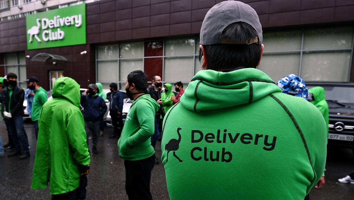 Delivery Club изменит систему контроля подрядчиков и создаст горячую линию для курьеров