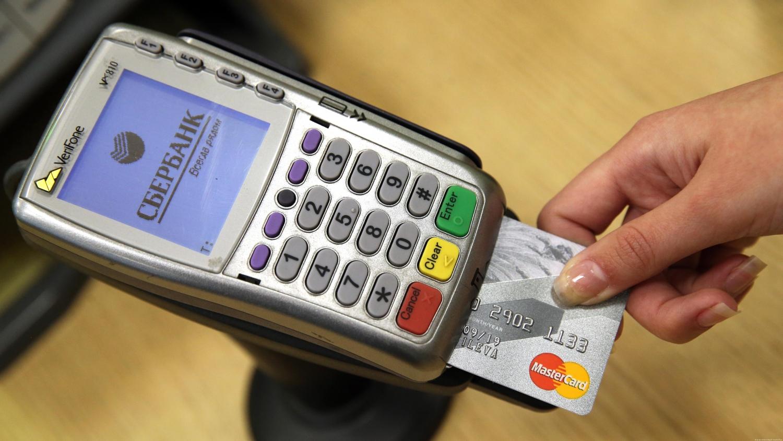 «Сбербанк» представил услугу снятия наличных в кассах магазинов1