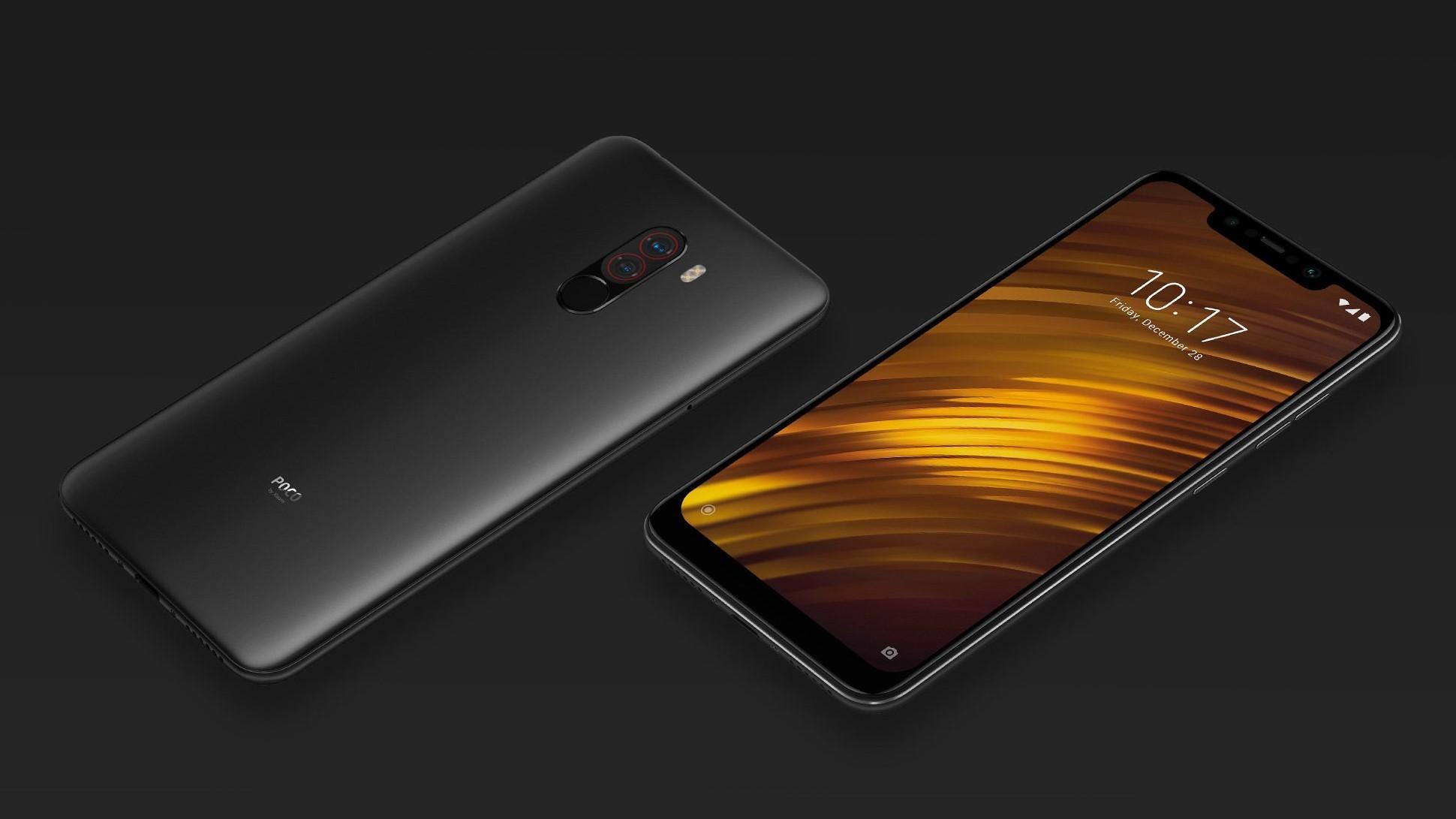 Цены и дата старта продаж Xiaomi POCOPHONE F1 в России