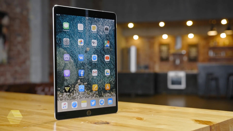 Apple выпустит iPad с камерой TrueDepth