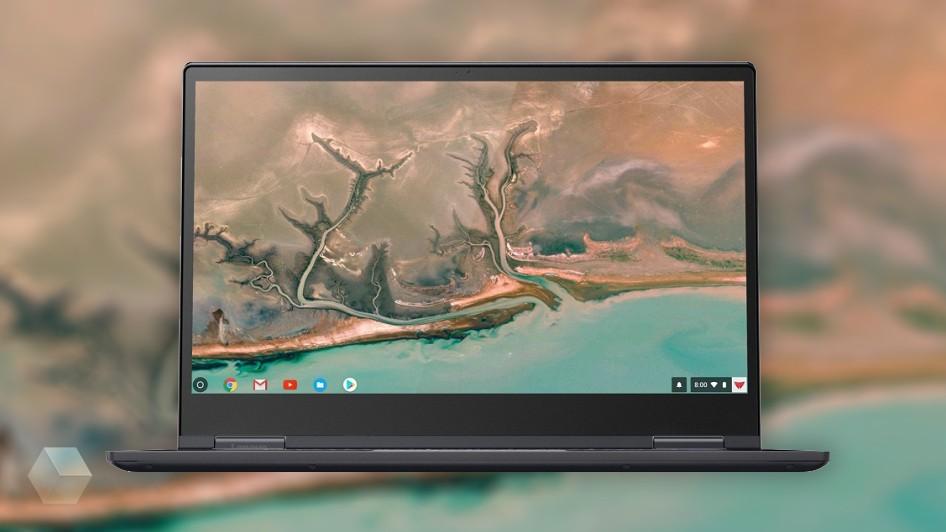 Lenovo Yoga Chromebook: большой и дорогой хромбук
