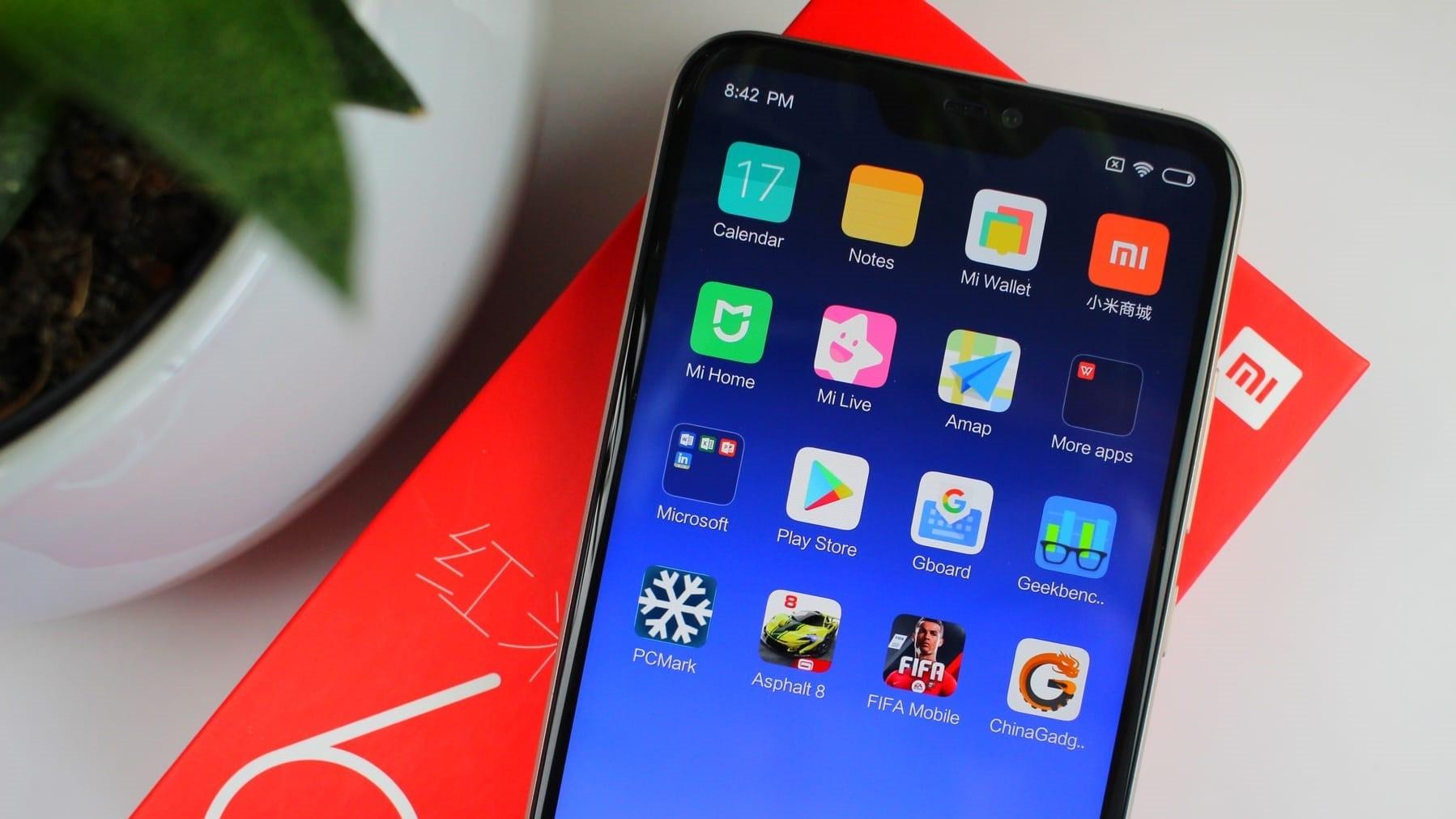 Xiaomi представит 6 ноября Redmi Note 6