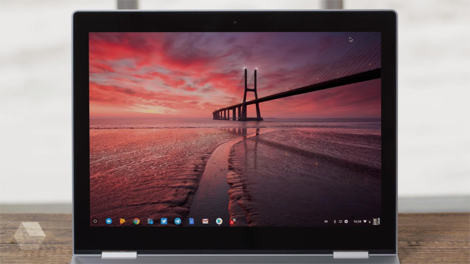 Google Ассистент вскоре появится на Chromebook