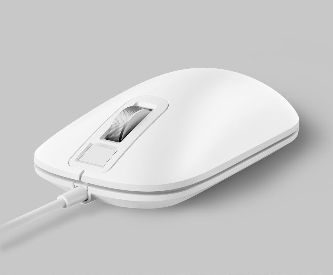 Xiaomi собирает средства на мышь со сканером отпечатков пальцев1