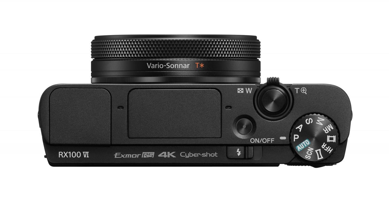 Sony открыла предзаказ на камеру Cyber-shot RX100 VI10